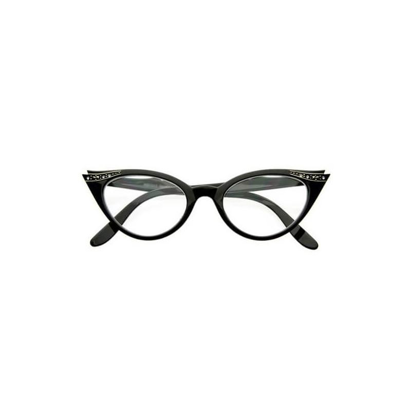 lunettes pin-up vintage