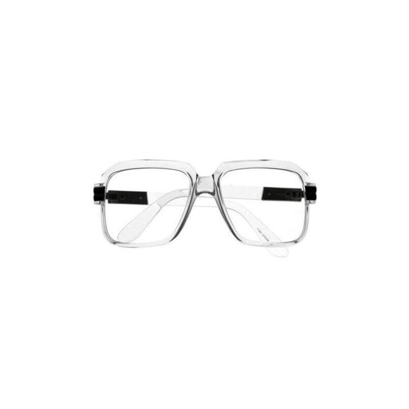 23a962bb5ed41 Lunettes Styles Carrées - Monture   Verres Transparents