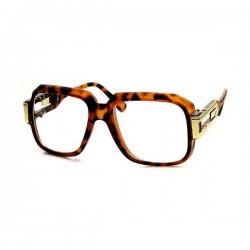 Montures de lunettes gazelle verres neutres écaille
