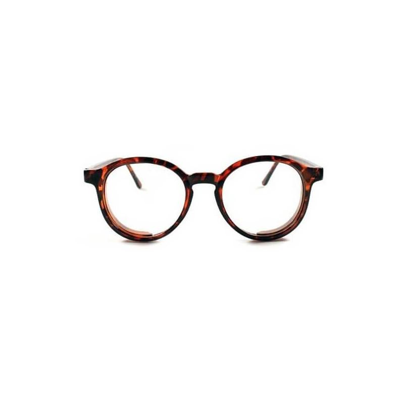 lunettes rondes sans correction e