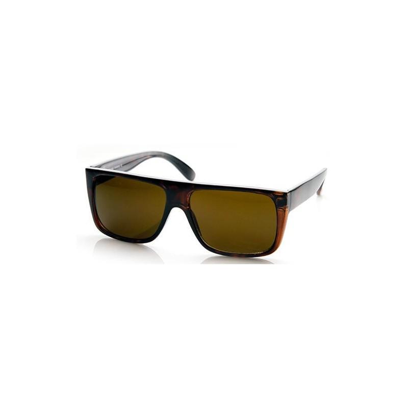 lunettes tendance homme solaire écaillé