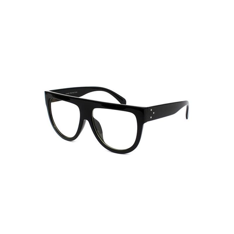 tendance lunettes 2018 noir 2