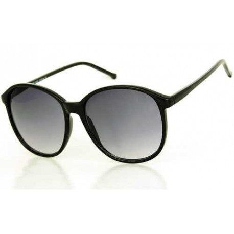 Monture lunette femme tendance noir