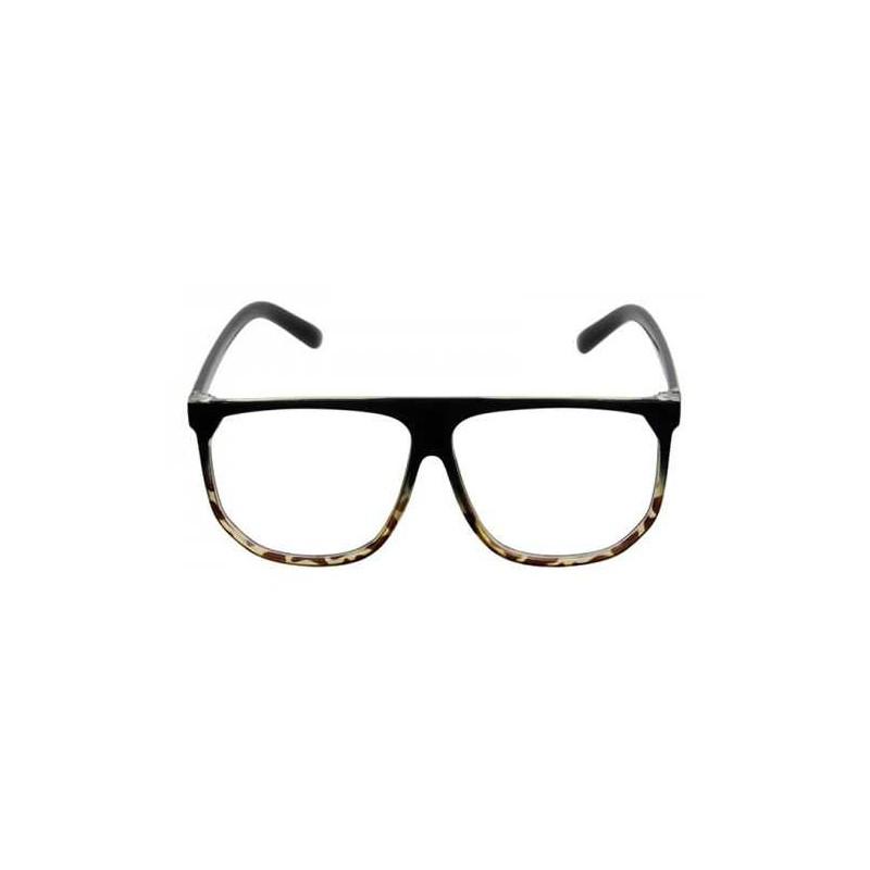 Fausse lunettes vue noir