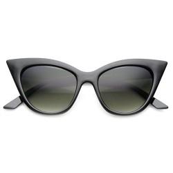 lunettes de soleil papillon noir 2