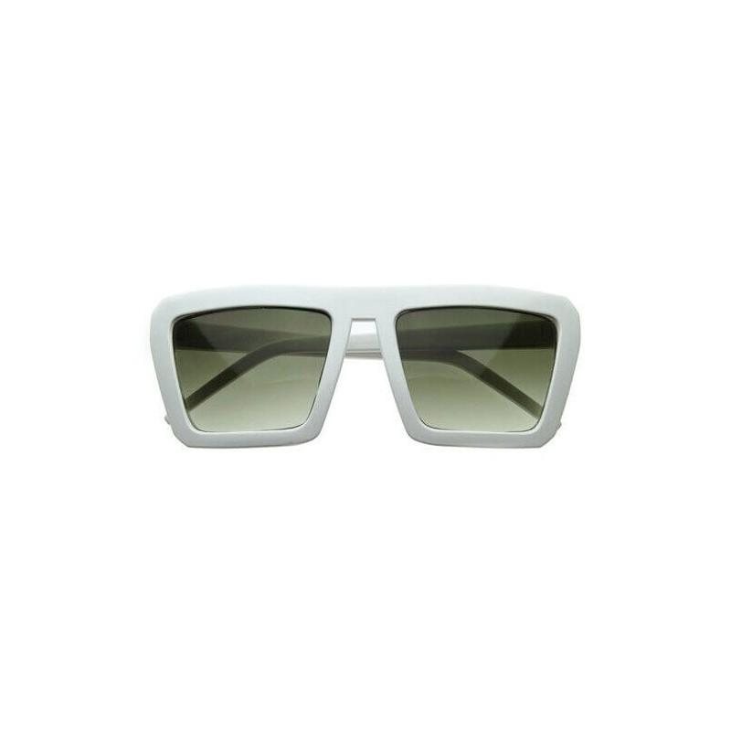 lunettes originales blanche