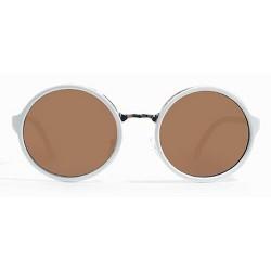 lunettes de soleil rondes femme