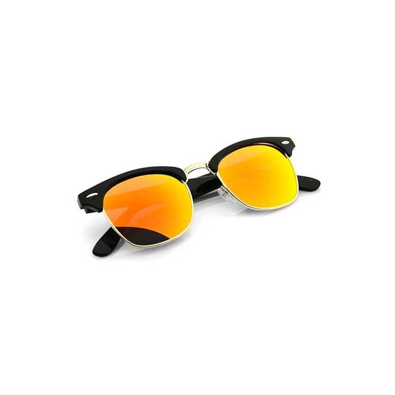 lunettes de soleil verres miroir monture reflet miroir flash. Black Bedroom Furniture Sets. Home Design Ideas